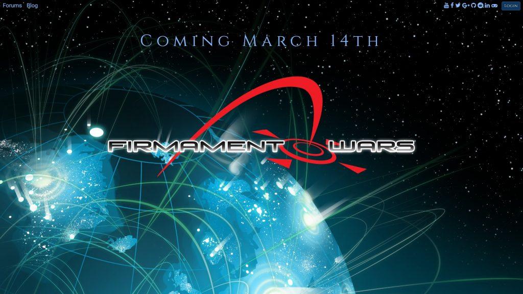 Firmament Wars - Coming Soon
