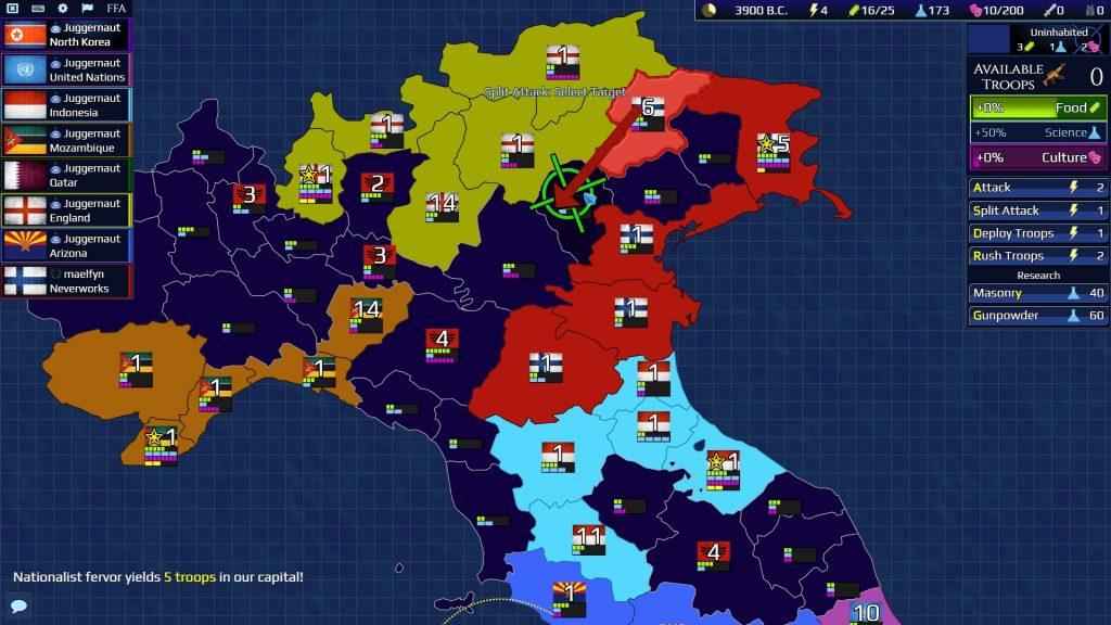 Firmament Wars - Italy FFA